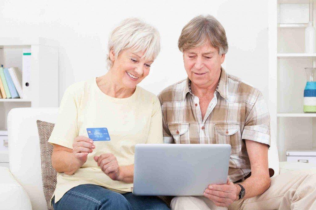 Кредит на карту пенсионерам