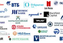 10 системообразующих банков РФ