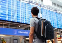 Как проверить долги перед выездом за границу?