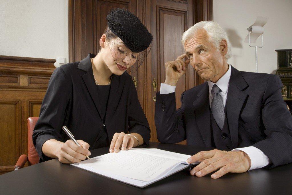 Смерть заемщика по договору займа